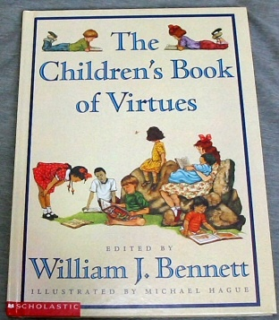 Image for THE CHILDREN'S BOOK OF VIRTUES