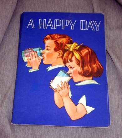 Image for A HAPPY DAY