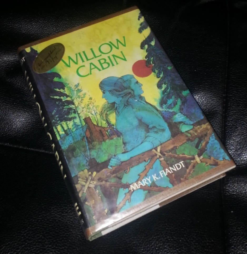 Image for WILLOW CABIN (First Edition) Signed and Inscribed by author.