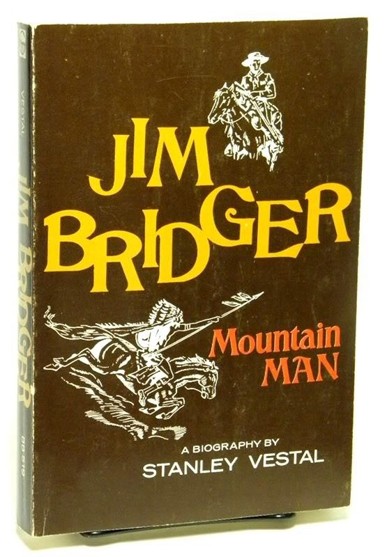 Image for JIM BRIDGER MOUNTAIN MAN