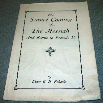 Image for THE SECOND COMING OF THE MESSIAH -  And Events to Precede It