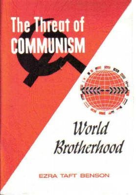 Image for THE THREAT OF COMMUNISM World Brotherhood