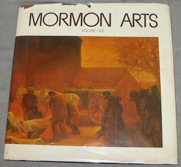 Image for Mormon Arts - Featuring Articles and Art Work by Mormon Artists and Authors