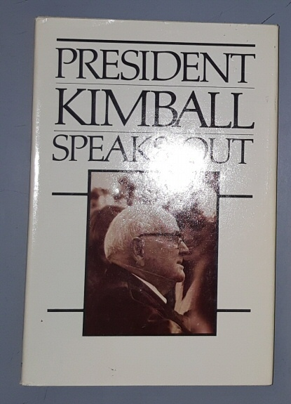 Image for PRESIDENT KIMBALL SPEAKS OUT (ON MORALITY)