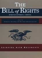 Image for THE BILL OF RIGHTS: EVOLUTION OF PERSONAL LIBERTIES Learning with Documents