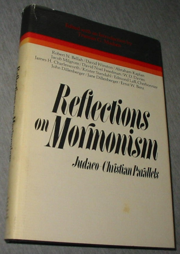 Image for REFLECTIONS ON MORMONISM -  JUDAEO-CHRISTIAN Parallels