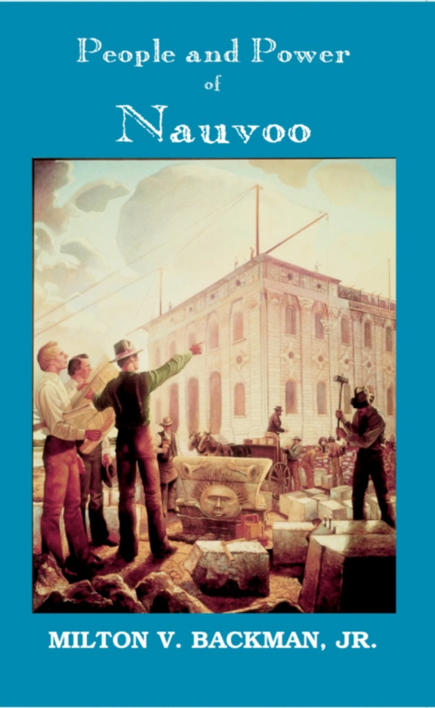 Image for PEOPLE AND POWER OF NAUVOO Themes from the Nauvoo Experience