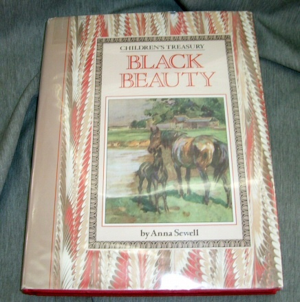 Image for CHILDREN'S TREASURY  Black Beauty
