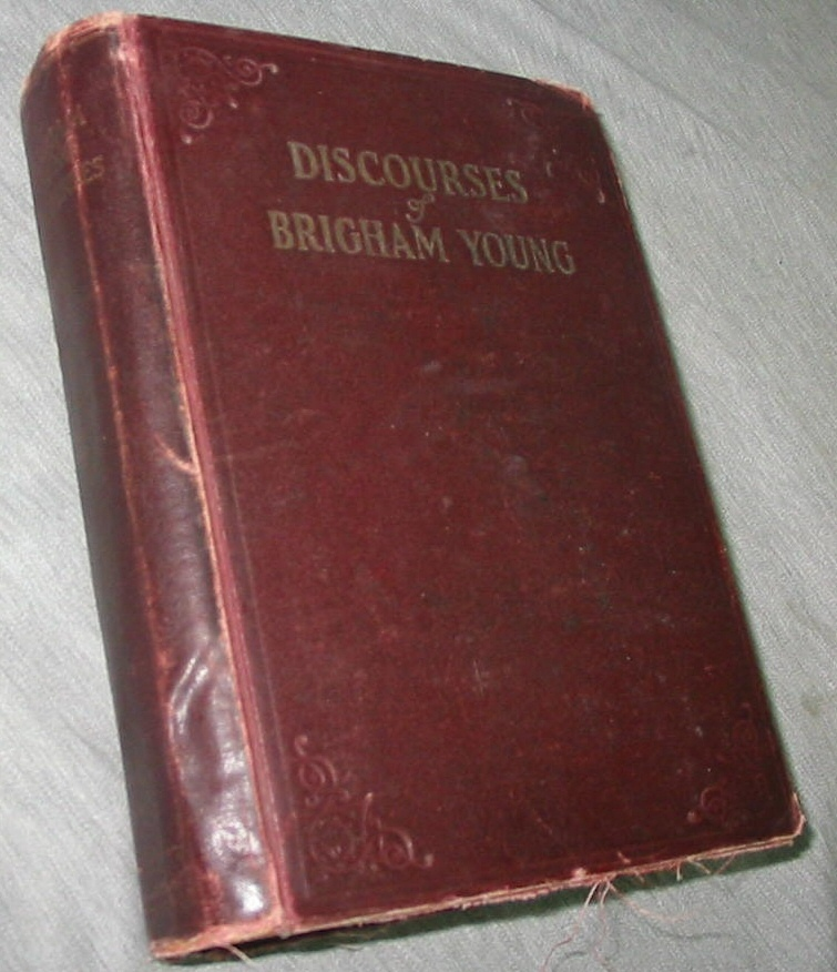 Image for Discourses of Brigham Young - Second President of the Church of Jesus Christ of Latter-Day Saints