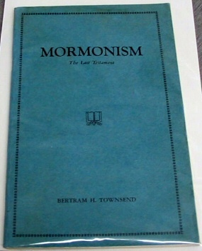 Image for Mormonism - The Last Testament