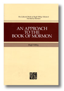 Image for AN APPROACH TO THE BOOK OF MORMON