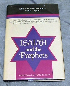 Image for ISAIAH AND THE PROPHETS - Inspired Voices from the Old Testament