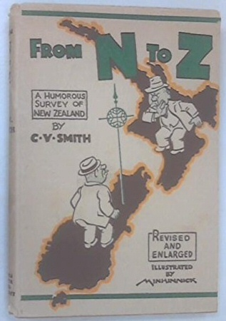 Image for From N to Z (A humorous survey of New Zealand)