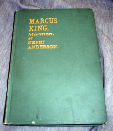 Image for Marcus King, Mormon
