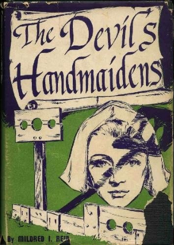Image for THE DEVIL'S HANDMAIDENS (SIGNED)