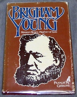 Image for BRIGHAM YOUNG - Modern Moses - Prophet of God