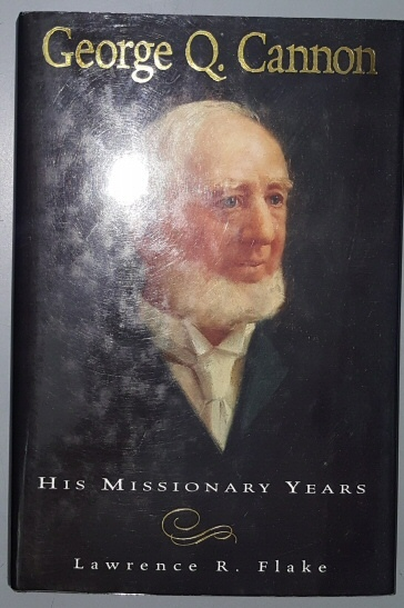 Image for GEORGE Q. CANNON - His missionary years