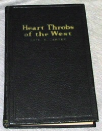 Image for Heart Throbs of the West, Vol. 3: A Unique Volume Treating Definite Subjects of Western History