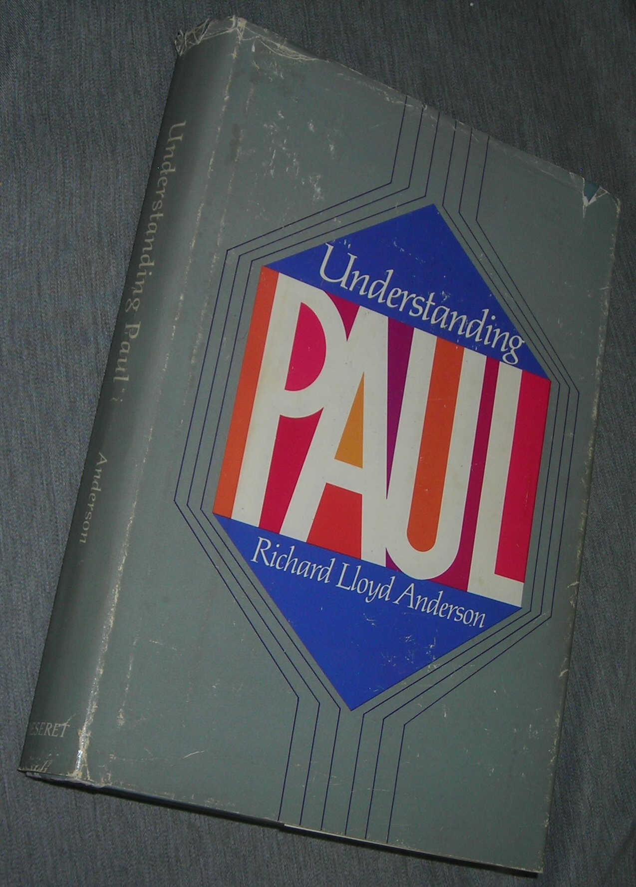 Image for UNDERSTANDING PAUL