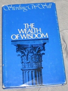 Image for THE WEALTH OF WISDOM