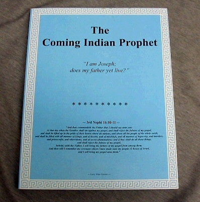 Image for THE COMING INDIAN PROPHET