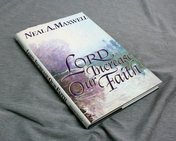 Image for LORD INCREASE OUR FAITH