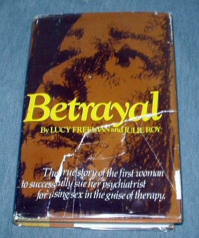 Image for BETRAYAL