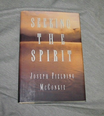 Image for SEEKING THE SPIRIT
