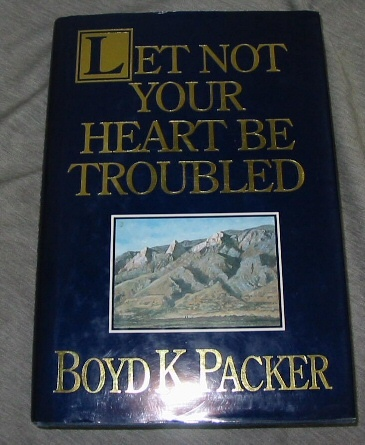 Image for LET NOT YOUR HEART BE TROUBLED