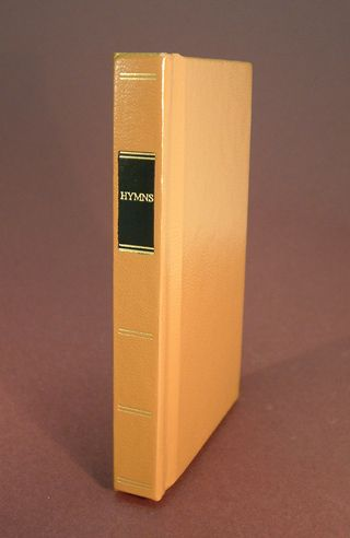 Image for REPLICA OF SACRED HYMNS 1835 MORMON MINT - Brand NEW!