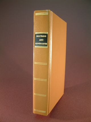 Image for Replica of 1835 Doctrine and Covenants Mormon - Brand NEW!