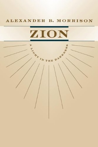 Image for ZION -  A Light in the Darkness