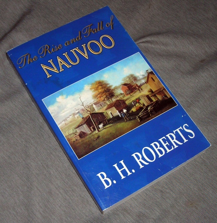 Image for THE RISE AND FALL OF NAUVOO