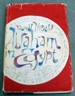 Image for ABRAHAM IN EGYPT Mormon 1st Edition
