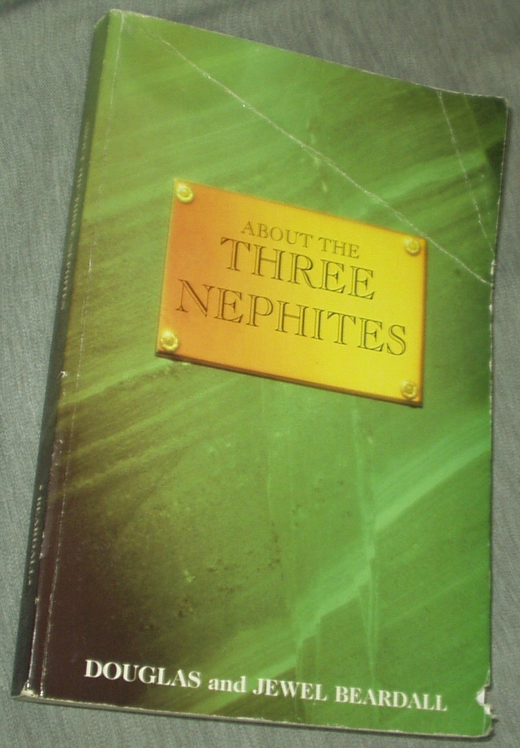 Image for ABOUT THE THREE NEPHITES