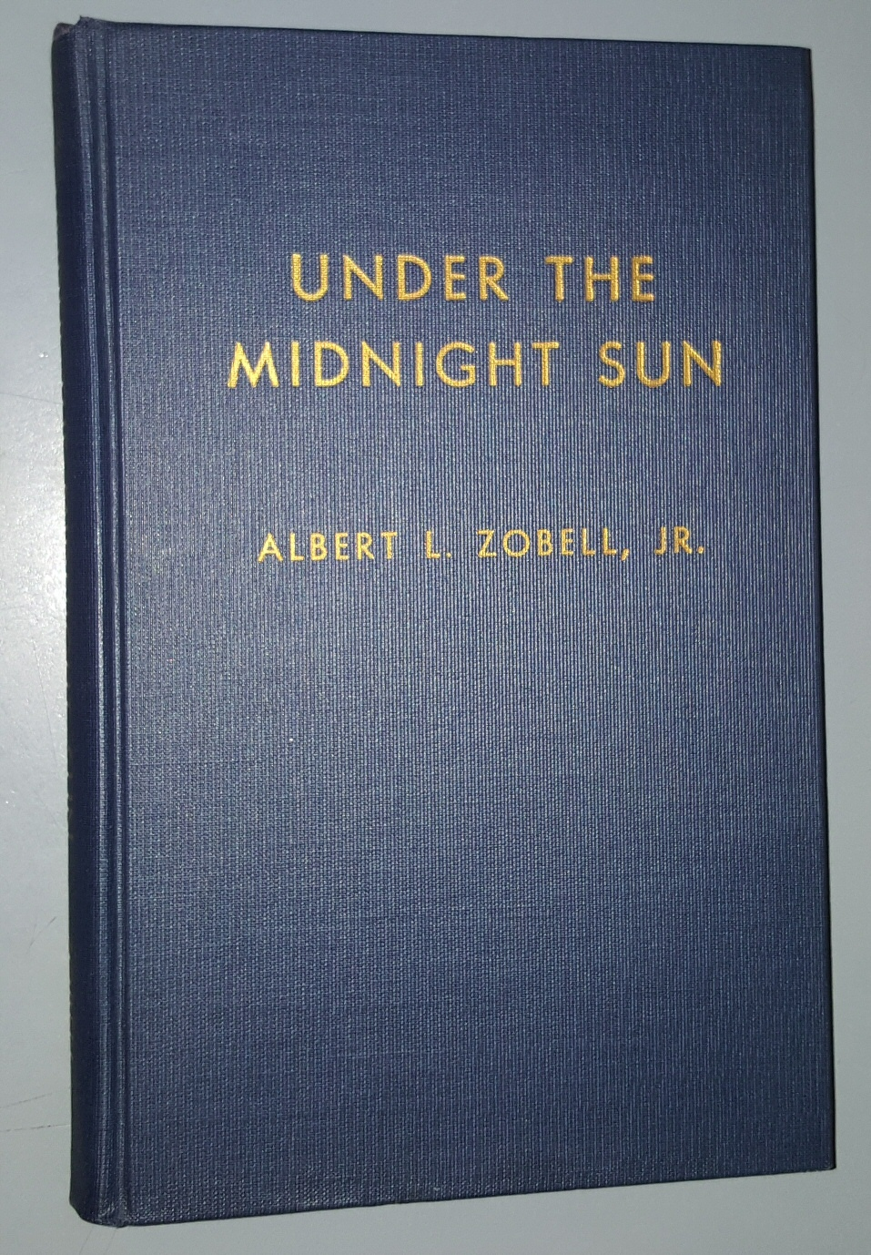 Image for UNDER THE MIDNIGHT SUN;  Centennial history of Scandinavian missions