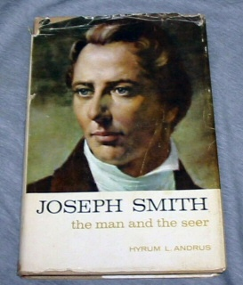 Image for Joseph Smith - the Man and the Seer The Man and the Seer
