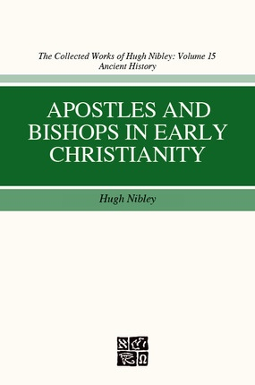 Image for Apostles and Bishops in Early Christianity