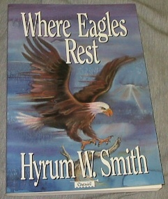 Image for WHERE EAGLES REST