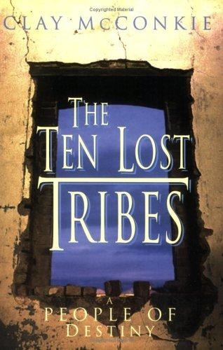 Image for THE TEN LOST TRIBES