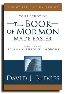 Image for THE BOOK OF MORMON MADE EASIER PART 3 - Helaman through Moroni
