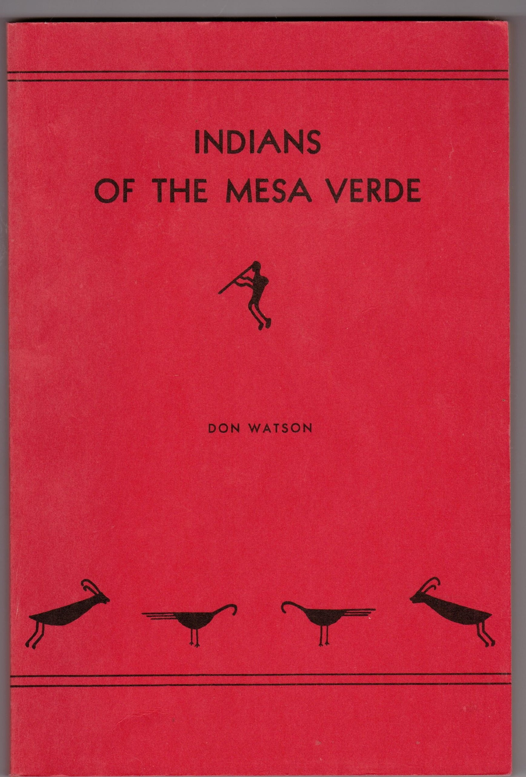 Image for INDIANS OF THE MESA VERDE