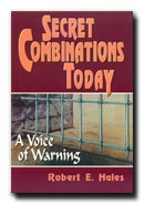 Image for Secret Combinations Today - A Voice of Warning