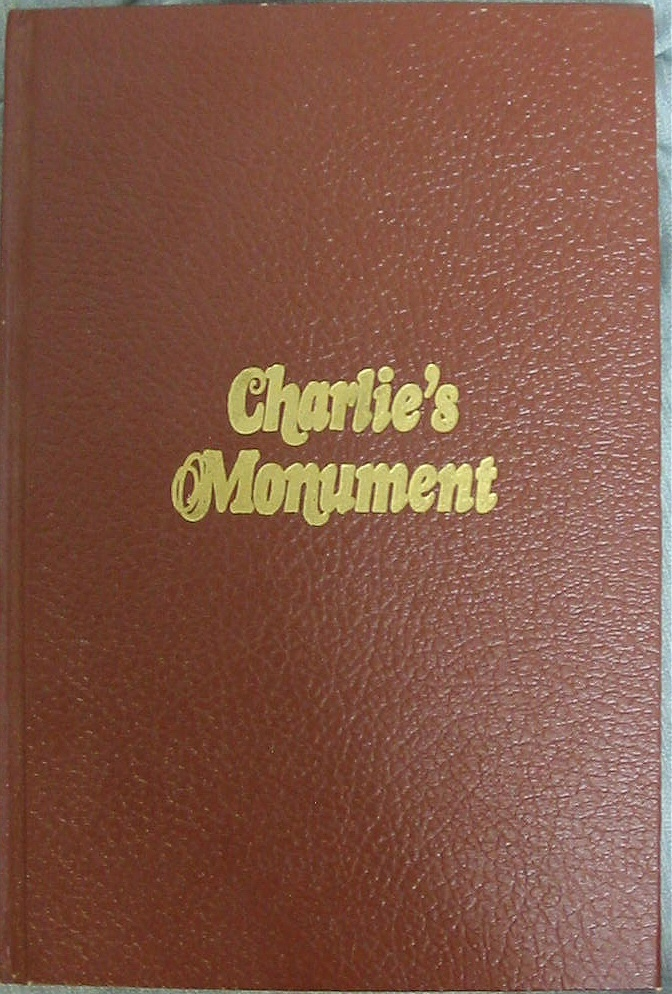 Image for CHARLIE'S MONUMENT