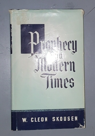 Image for Prophecy and Modern Times