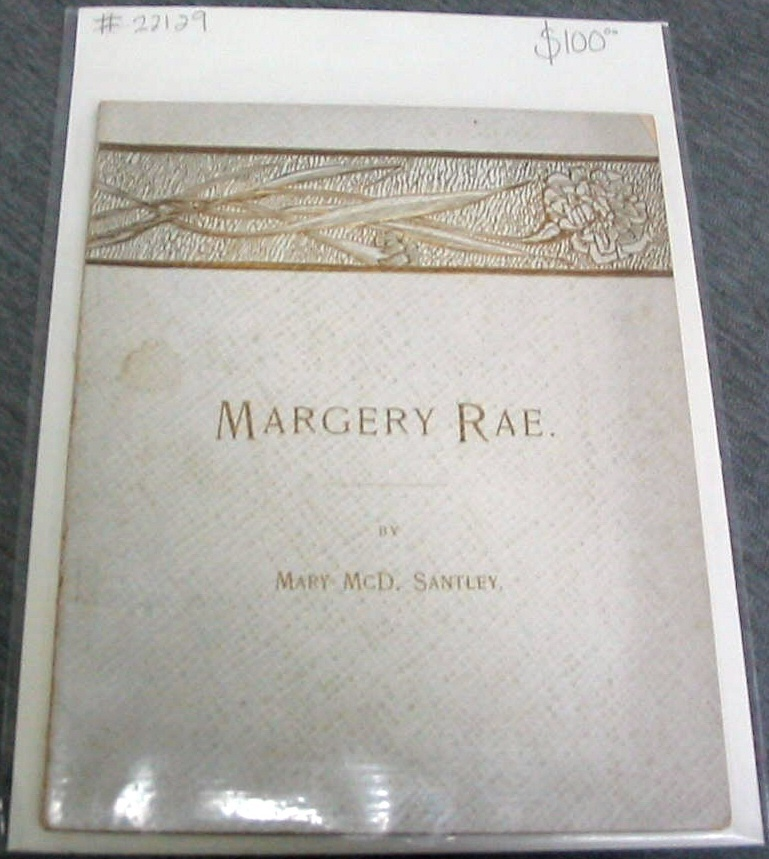 Image for Margery Rae