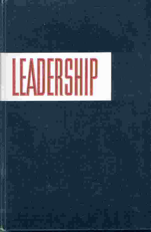 Image for LEADERSHIP - VOLUME 1