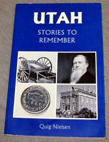 Image for UTAH STORIES TO REMEMBER