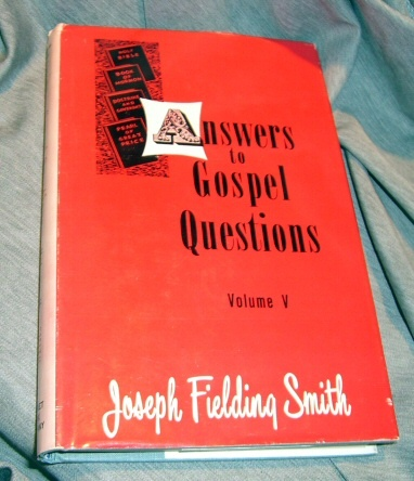 Image for Answers to Gospel Questions - Volume 5
