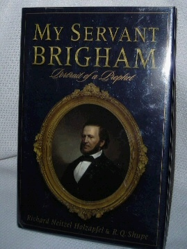 Image for MY SERVANT BRIGHAM - Portrait of a Prophet